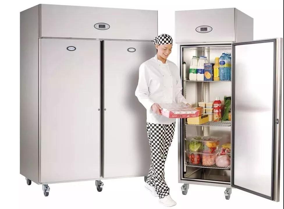 美洁尔冷柜