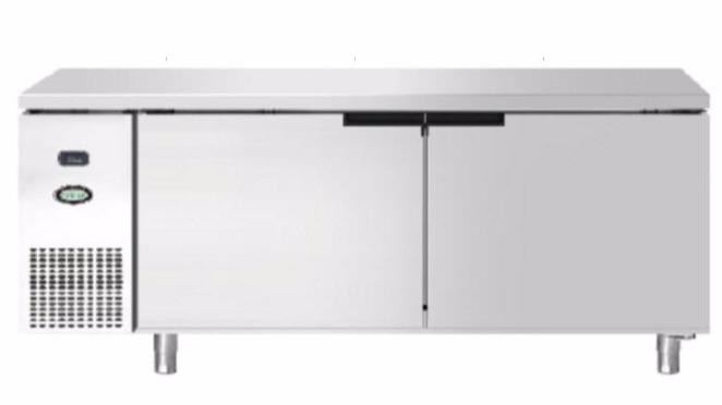 双门低温平台冷柜E2L-UDD-18
