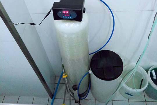 食堂洗碗机水处理设备