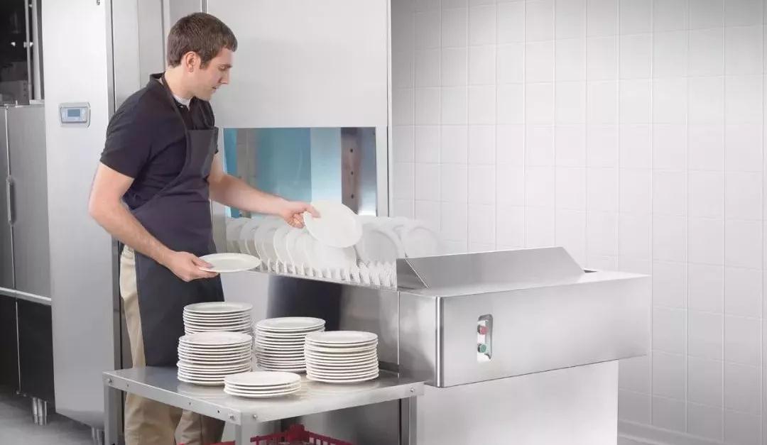 购买洗碗机