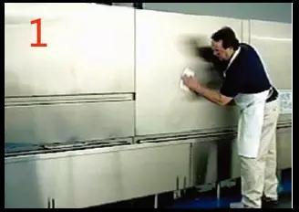 食堂洗碗机日常维护