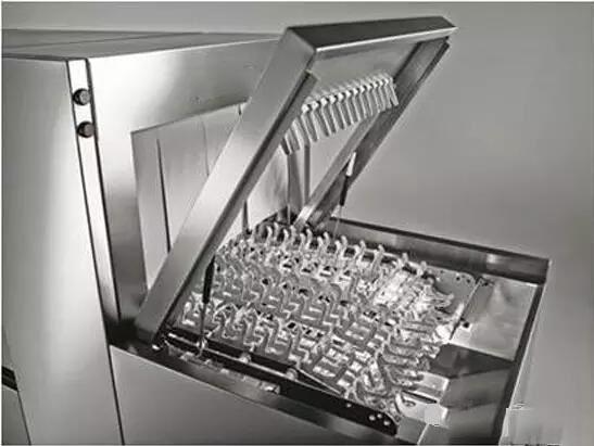 长龙式洗碗机