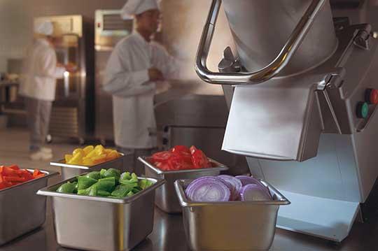 规划餐厅厨房面积