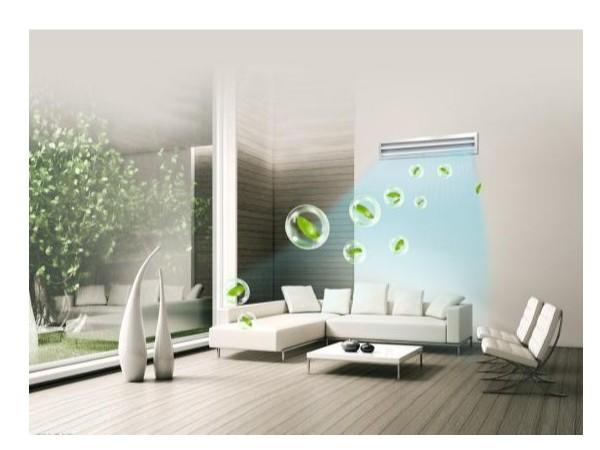 美洁尔冠状病毒感染预防、控制操作-空气清洁消毒
