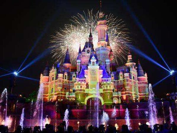 上海迪士尼乐园项目-商用洗碗机