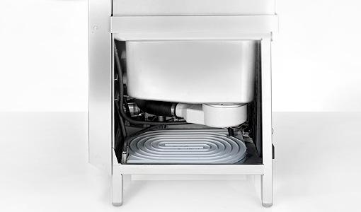 提拉式商用洗碗机热回收