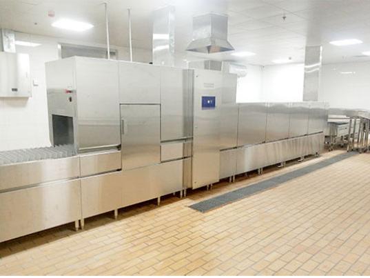 美洁尔推荐--山东各大高校食堂都在使用的洗碗机