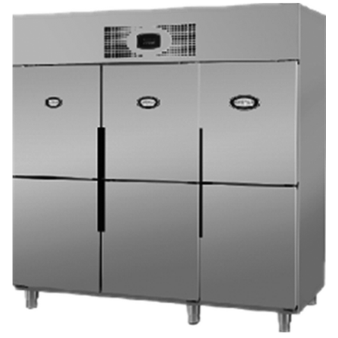 六门高温立式冷柜