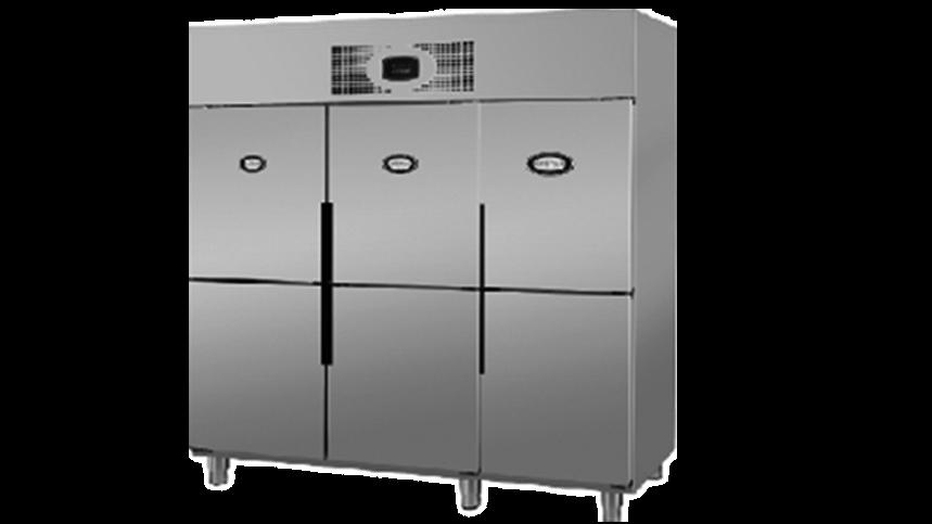 六门高温立式冷柜E1500H-222