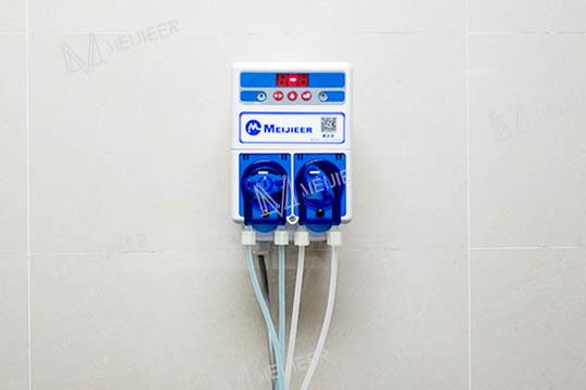 商用洗碗机药液分配器