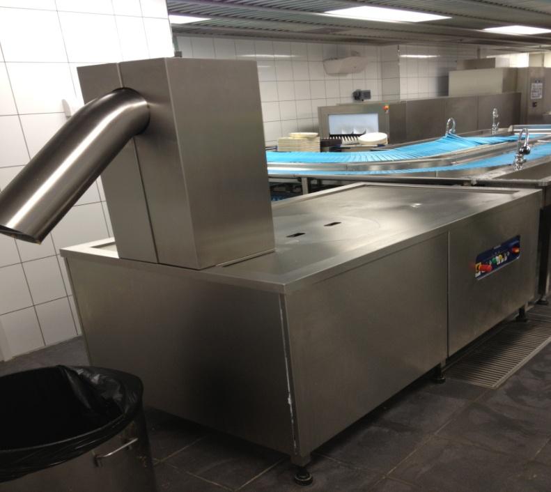 工厂食堂洗碗机整体解决方案