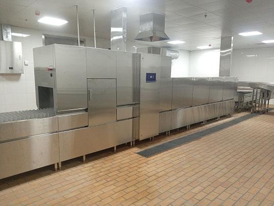 食堂洗碗机改善洗碗机卫生环境