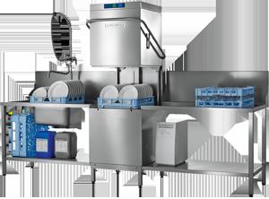 美洁尔提拉式洗碗机AM900