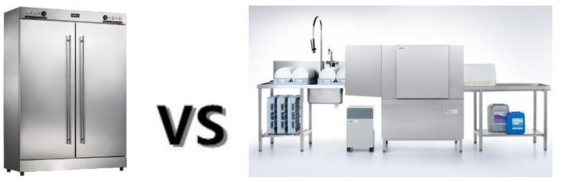 商用洗碗机和消毒柜哪个实用?