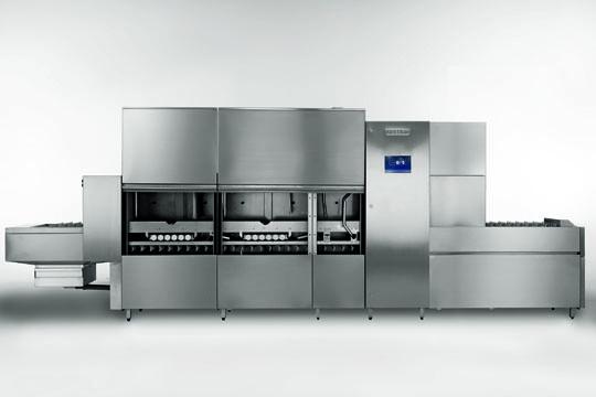 学校全自动食堂洗碗机