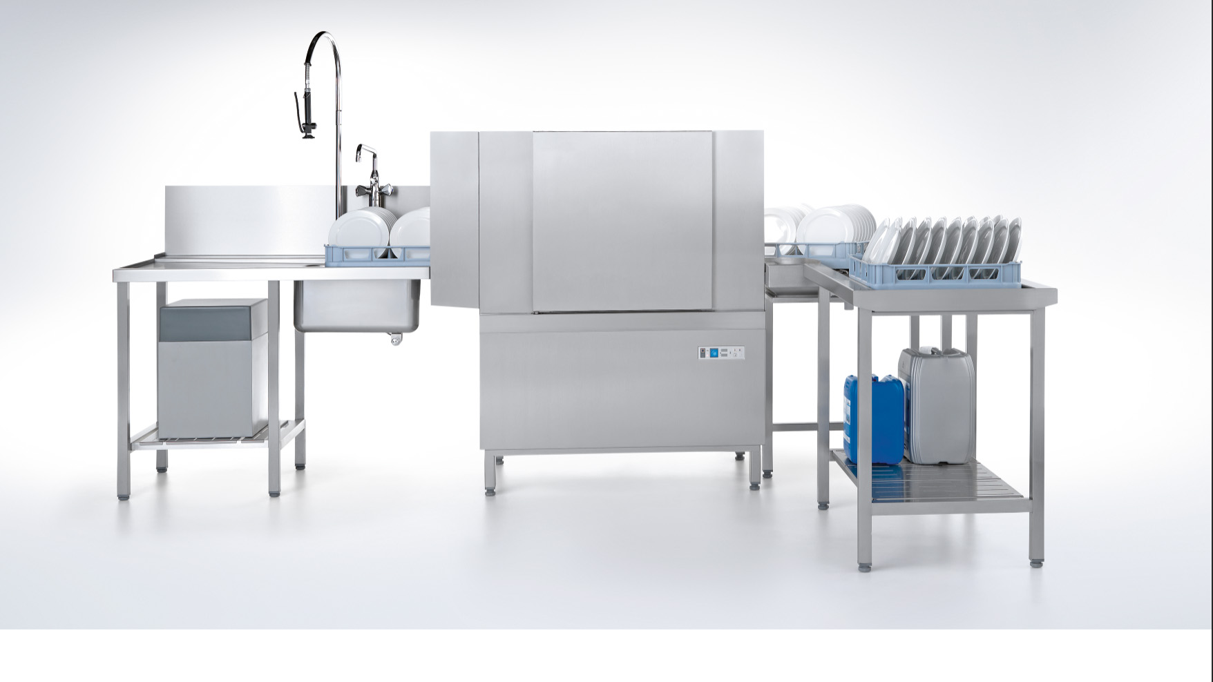 通道式洗碗机CN200