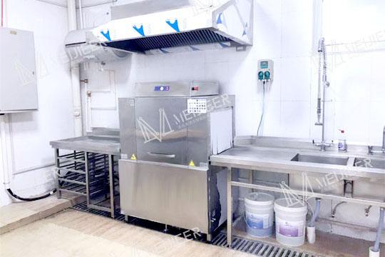 通道式食堂洗碗机