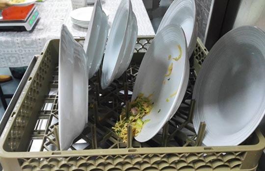 食堂洗碗机优势