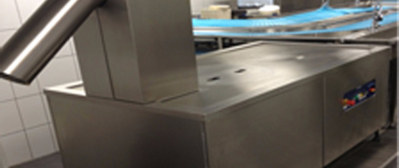 食堂洗碗机垃圾处理机