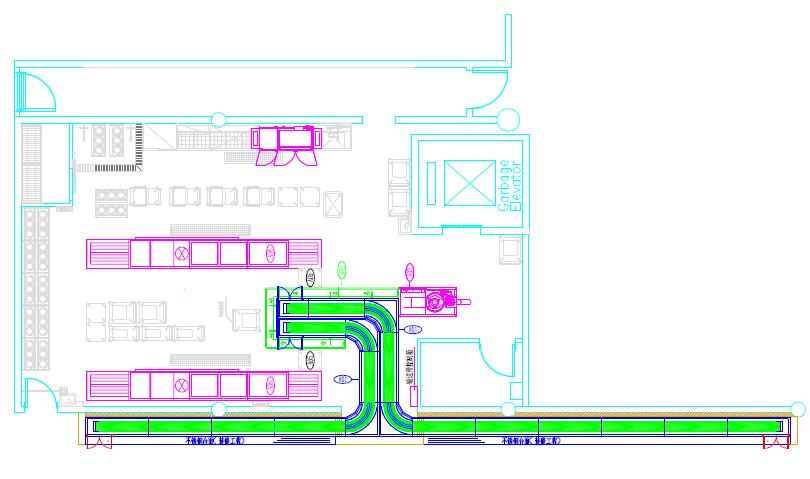 工厂食堂整体洗碗解决方案