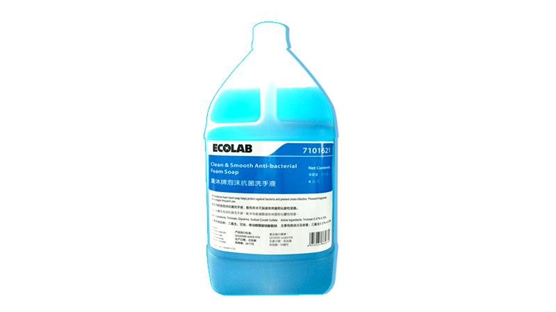 清沐泡沫抗菌洗手液