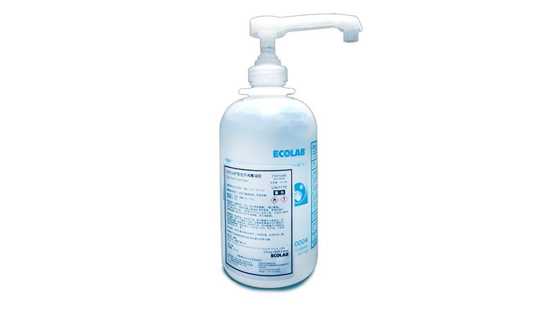 艺康免洗手消毒凝胶