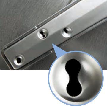 通道式洗碗机内八字专利