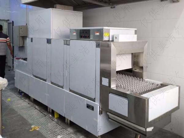 海尔集团郑州工业园选择美洁尔工厂洗碗机